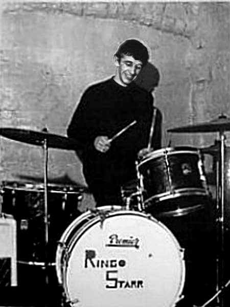 ringo starr cavern club liverpool 22 august 1962 the beatles bible. Black Bedroom Furniture Sets. Home Design Ideas