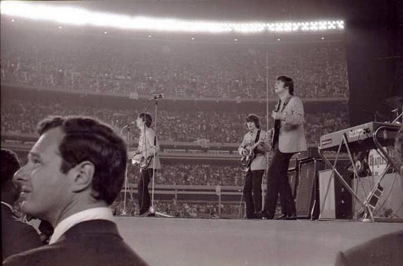The Beatles and Brian Epstein, 1965
