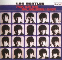 ¡Yeah, Yeah, Yeah, Paul, John, George Y Ringo! (A Hard Day's Night) album artwork - Argentina