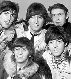 The Beatles and Neil Aspinall