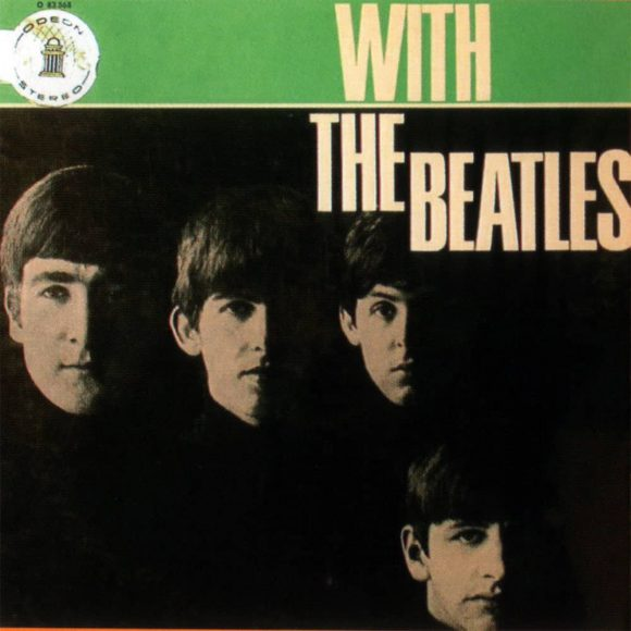 With The Beatles album artwork - Germany