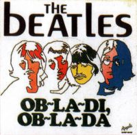 Ob-La-Di, Ob-La-Da single artwork - Italy, Portugal