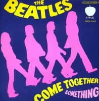 Something/Come Together single artwork - Italy