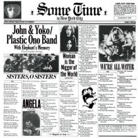 Some Time In New York City - John Lennon/Yoko Ono/Plastic Ono Band/Elephants Memory