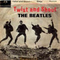 Twist And Shout single artwork - Norway