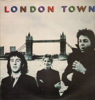 London Town album artwork - Wings