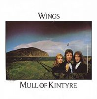 Mull Of Kintyre single artwork – Wings