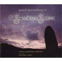Standing Stone album artwork - Paul McCartney