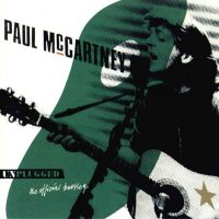 Unplugged (The Official Bootleg) album artwork – Paul McCartney