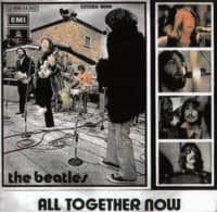 All Together Now single artwork - Spain