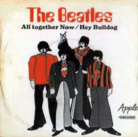 All Together Now single artwork - Sweden