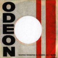Odeon single sleeve, 1967 - Uruguay