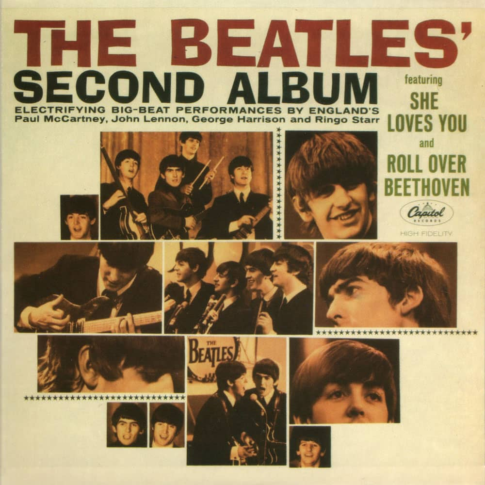 The Beatles - The U.S. Albums: Second Album (2014)