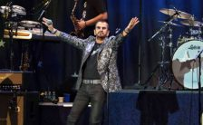 Ringo Starr live at the Borgata, Atlantic City, New Jersey, 1 June 2018