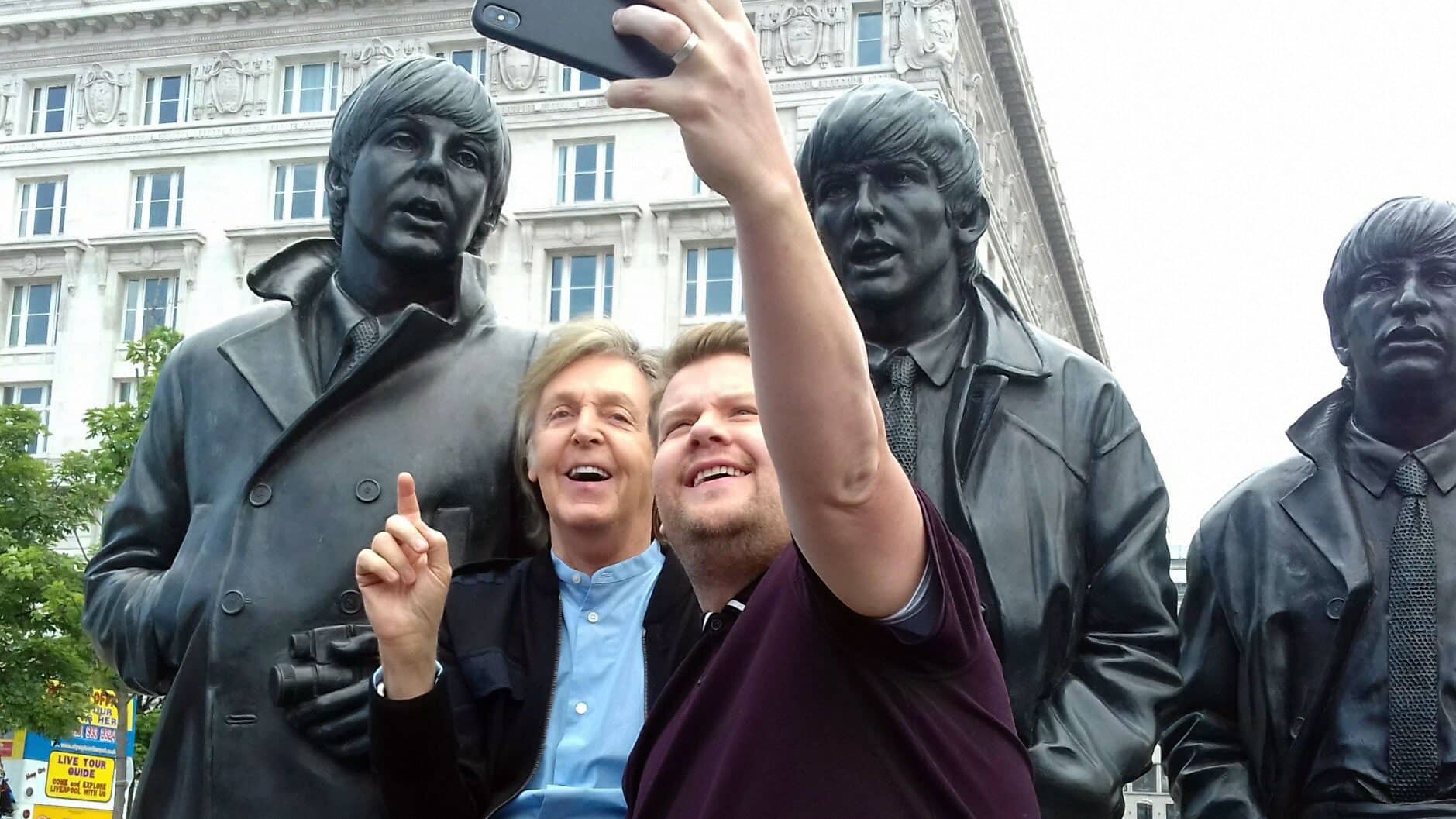 Paul McCartney Returns To Liverpool For Surprise Live Show The Beatles Bible
