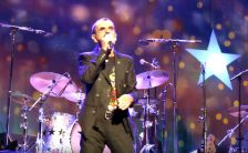 Ringo Starr live in Bilbao, Spain, 1 July 2018