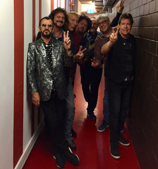 Ringo Starr and the All-Starr Band in Luxembourg, 4 July 2018
