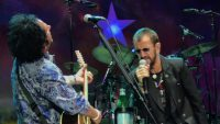 Ringo Starr live in Rome, Italy, 11 July 2018