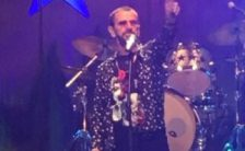 Ringo Starr live at the Hard Rock Cafe & Casino, Tulsa, 1 September 2018