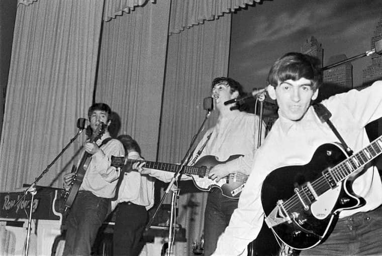 The Beatles at the Star-Club, Hamburg, 1962