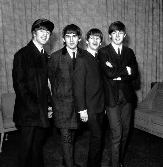 The Beatles, 1964
