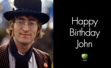 The Beatles' tribute for John Lennon's 80th birthday