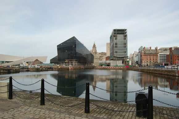 Albert Dock, Liverpool, 2010