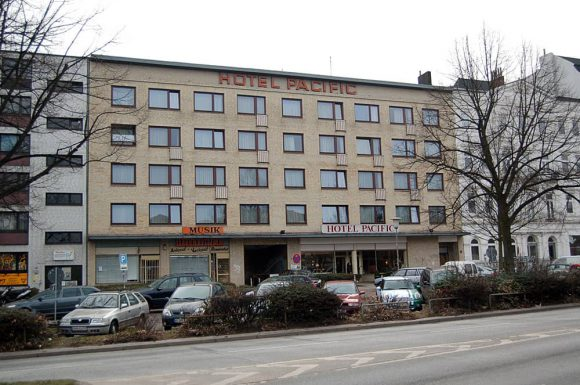 Hotel Pacific, Hamburg, 2011