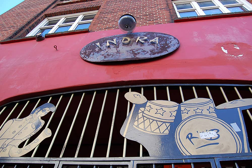 Indra Club, Hamburg, 2011