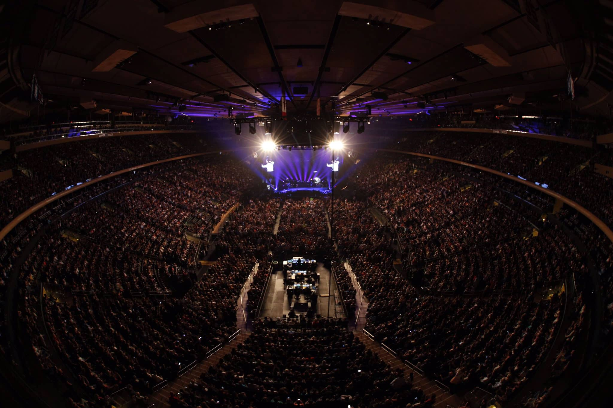 Paul Mccartney Live At Madison Square Garden New York City The Beatles Bible