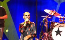Ringo Starr live at Planet Hollywood, Las Vegas, 13 October 2017