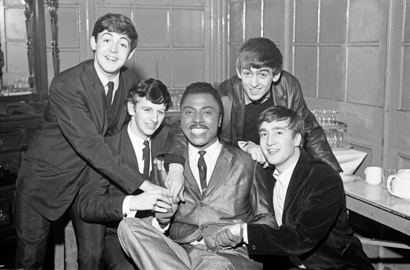 The Beatles and Little Richard, Liverpool, 12 October 1962