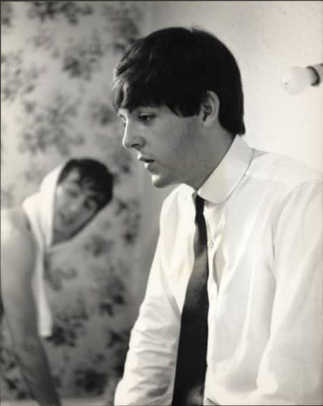 Paul McCartney, 1963