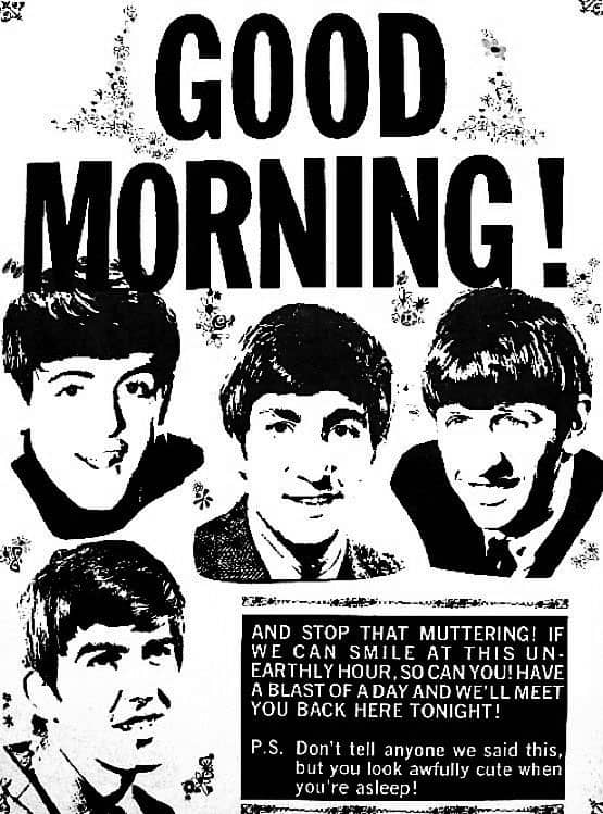 28 March 1967: Recording: Good Morning Good Morning, Being For The Benefit  Of Mr Kite!