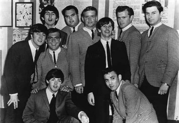 The Beatles and the BG Ramblers in Florida, February 1964