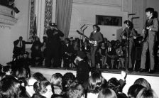 The Beatles live at Carnegie Hall, New York City, 12 February 1964