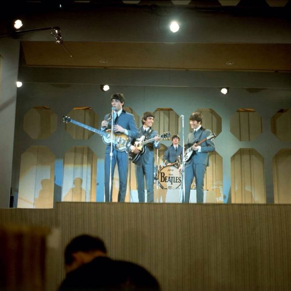 The Beatles on the Ed Sullivan Show, Miami, 16 February 1964