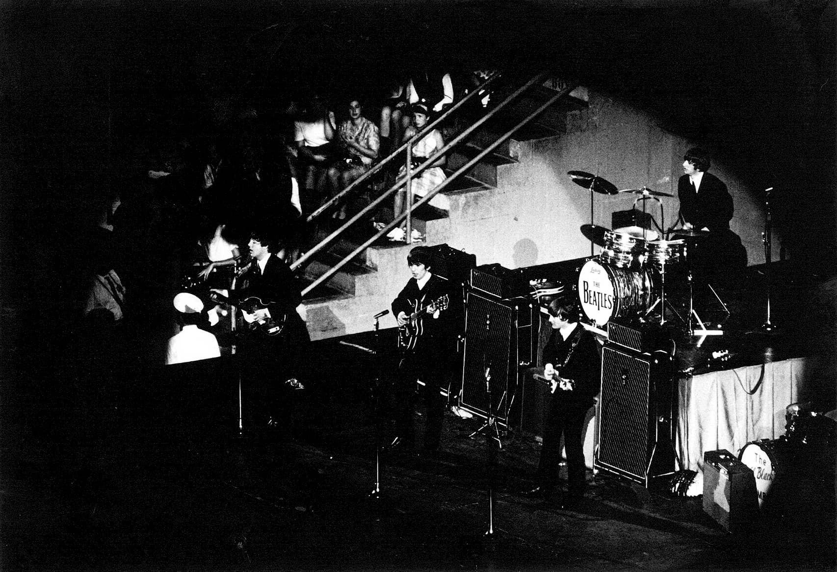 The Beatles in Cincinnati, 27 August 1964