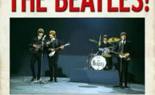 Poster for The Beatles at the Civic Arena, Pittsburgh, 14 September 1964