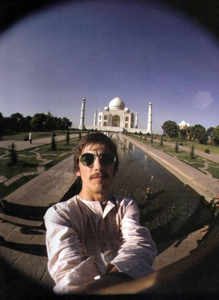 George And Pattie Harrison Travel To India The Beatles Bible