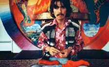 George Harrison at Kinfauns, 1967