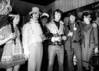 The Magical Mystery Tour party, 21 December 1967
