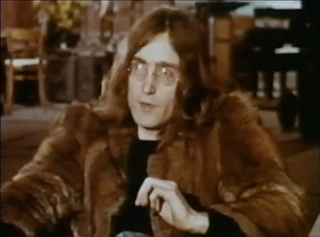 John Lennon, 14 January 1969