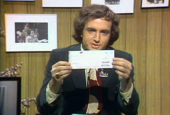 Lorne Michaels offers The Beatles $3,000 to reunite for NBC's Saturday Night, 24 April 1976