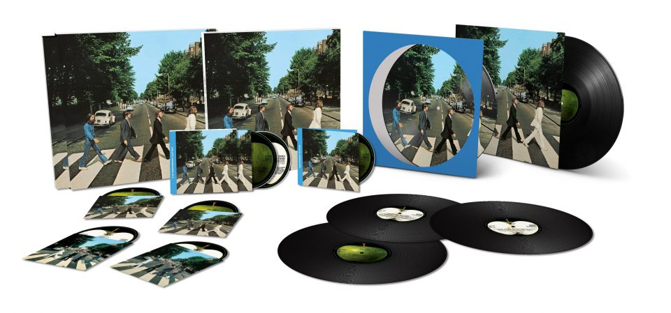 Abbey Road 50th Anniversary – all formats