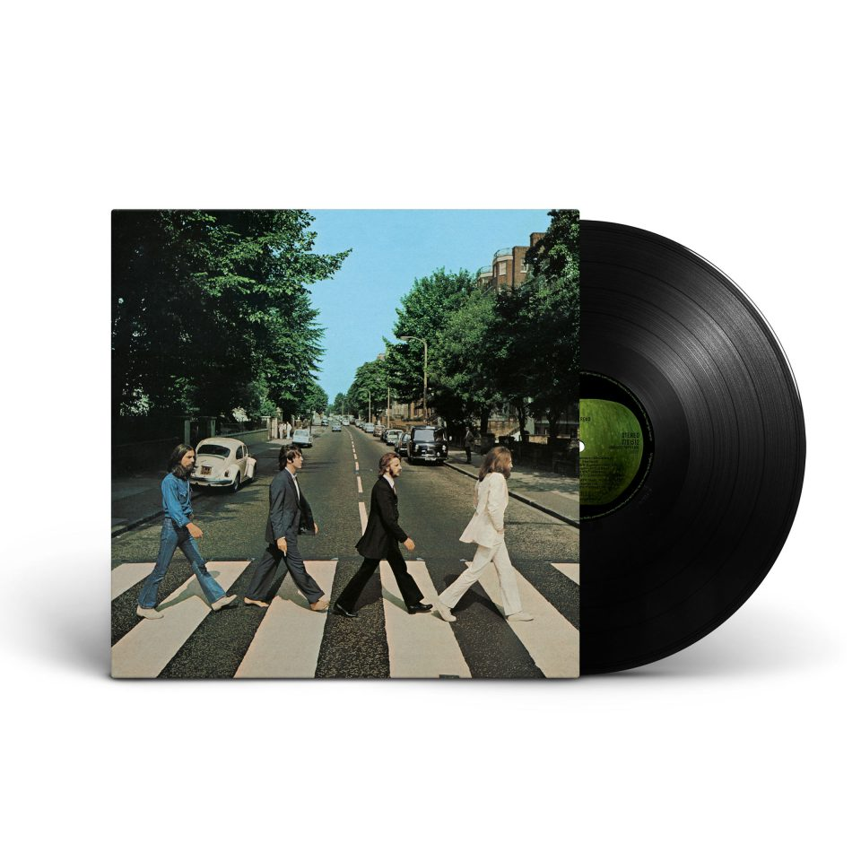 Abbey Road 50th Anniversary single disc vinyl edition