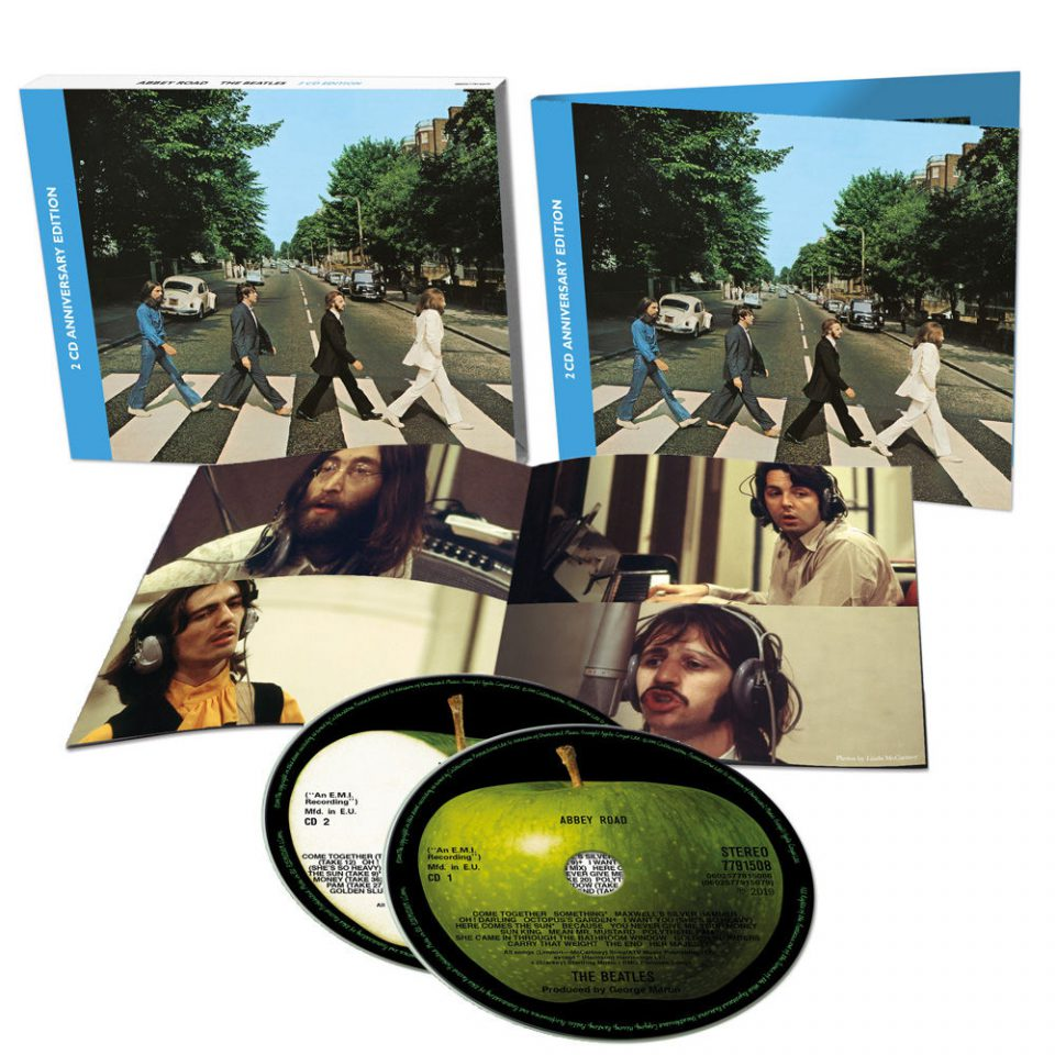 Abbey Road 50th Anniversary 2 CD edition
