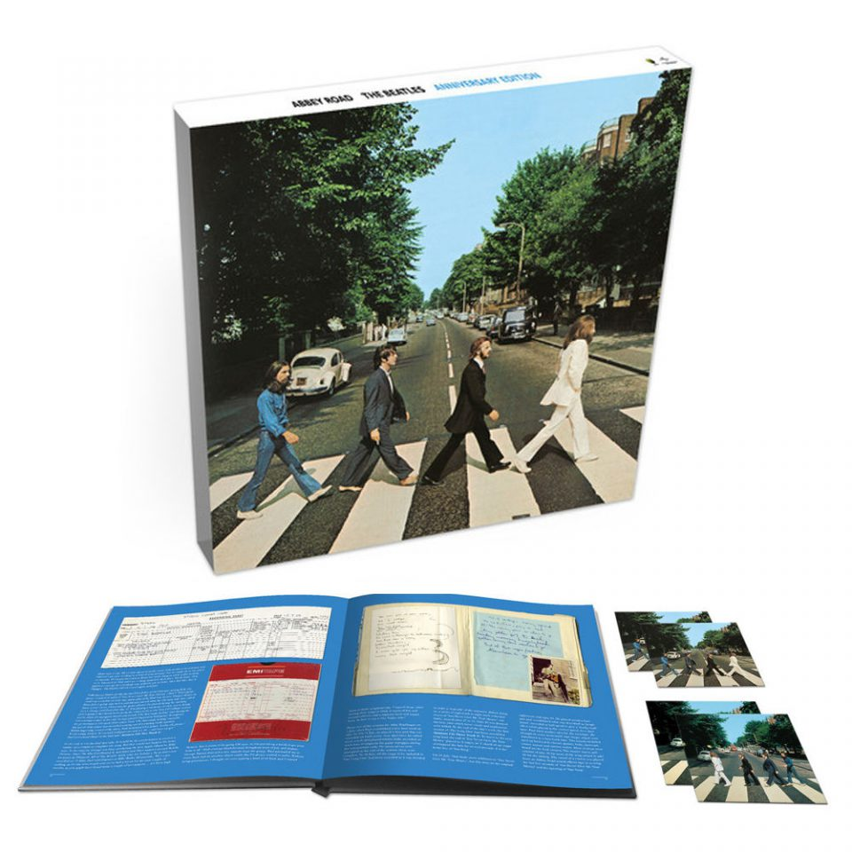Abbey Road 50th Anniversary super deluxe edition