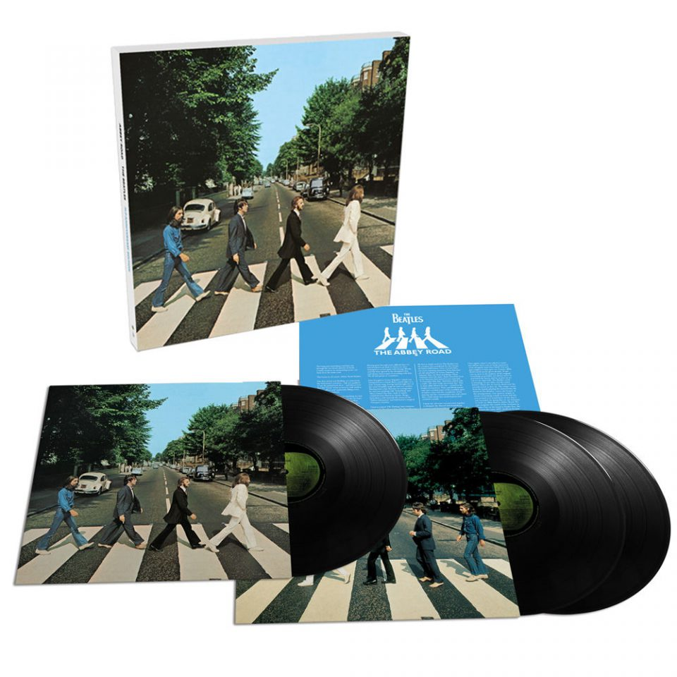 Abbey Road 50th Anniversary 3xLP edition