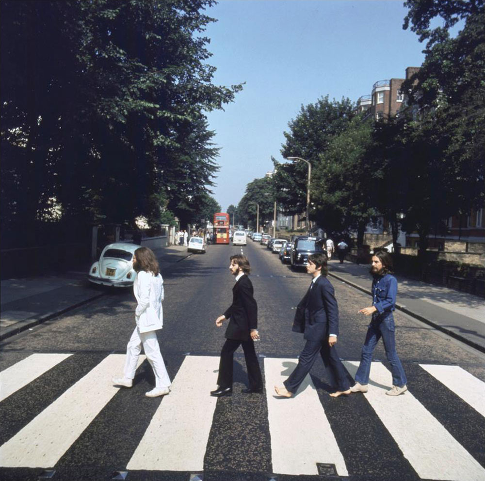 Picture six from the Abbey Road photography session